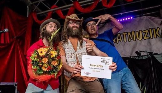 Buzzking jury winnaar 2014