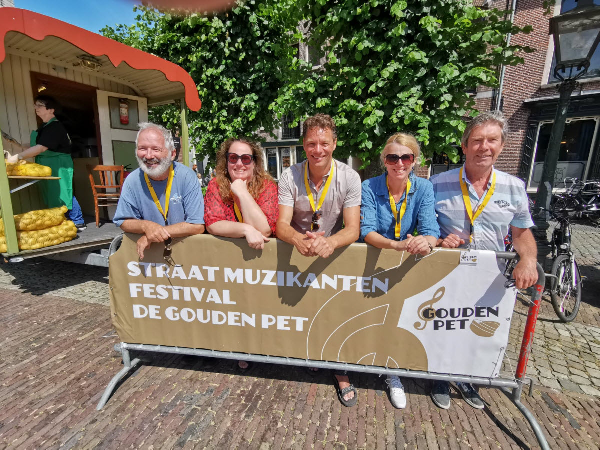Gouden Pet festival wacht maatregelen af